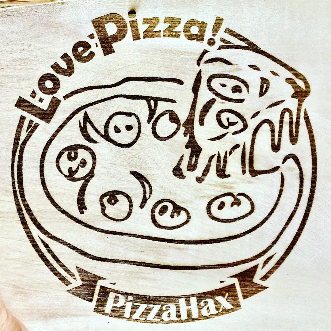 """Mobile pizza oven. """"Pizza Hax"""""""
